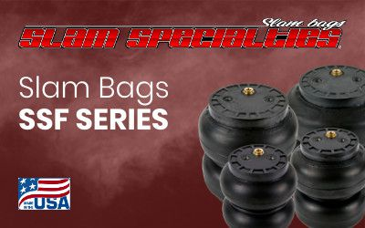 Slam Bags SSF Series Now Available