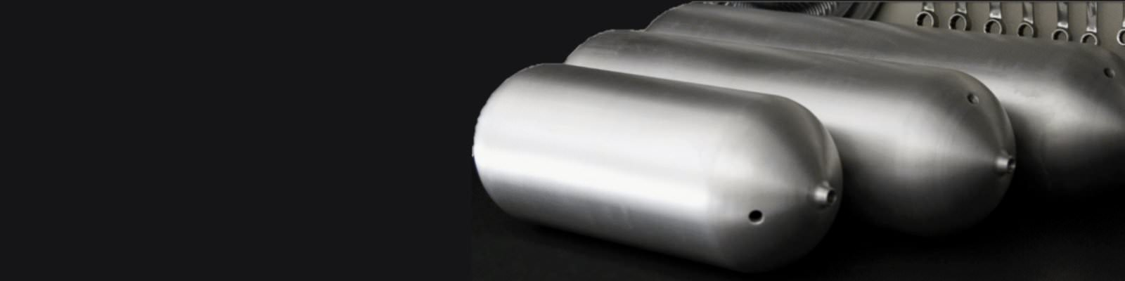Seamless Aluminum Air Tanks