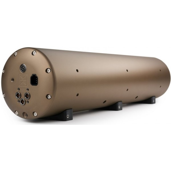 Accuair - ENDO Valve-Tank - 4-Corner, 5-gal Bolted Alum Air Tank w/ Bronze Finish