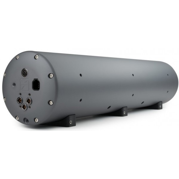 Accuair - ENDO Valve-Tank - 4-Corner, 5-gal Bolted Alum Air Tank w/ Gray Finish