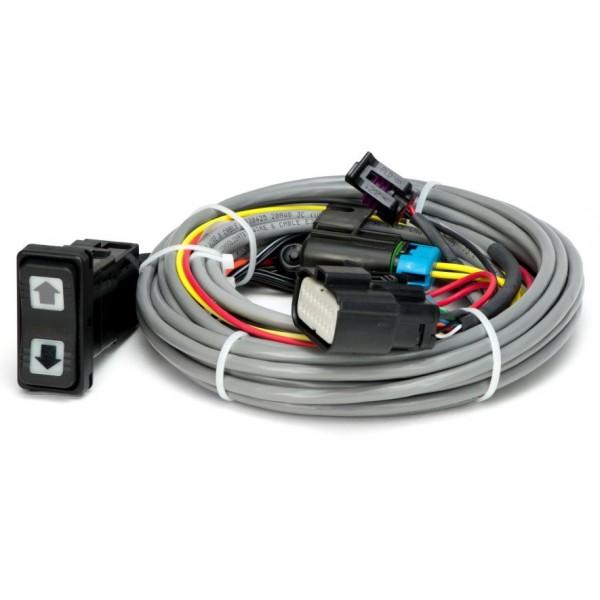 Accuair - e-Level Main Harness (Rocker Switch)