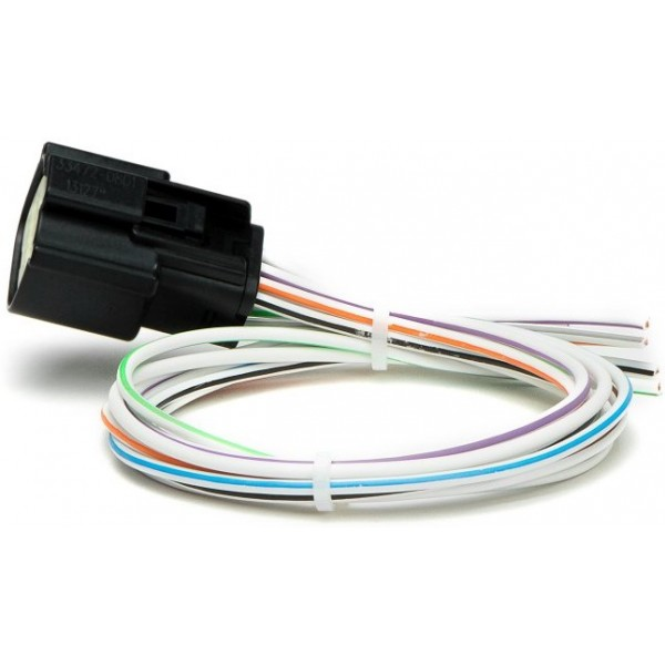 Accuair - 4-Corner Solenoid Valve Harness (1 ft Pigtail)