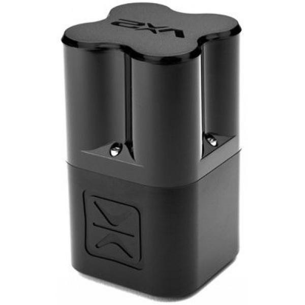 """Accuair - VX2 2-Corner Solenoid Valve Unit w/ Flow Controls and Serviceable 3/8"""" PTC Fittings"""