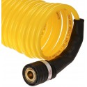 "30 Ft. Extension Coil Hose (Closed-ended 1/4"" Quick Coupler & Stud)"