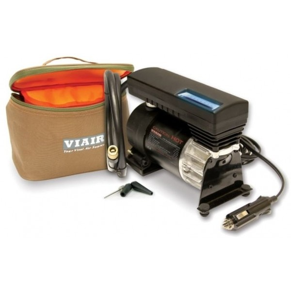 77P Portable Compressor Kit (Sport Compact Series with Illuminated Pressure Display, 12V, 80 PSI, With Twist-On Chuck