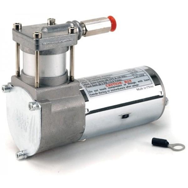 97C Compressor Kit w/ External Check Valve, No Brackets (12V, 10% Duty, Sealed) Light Duty