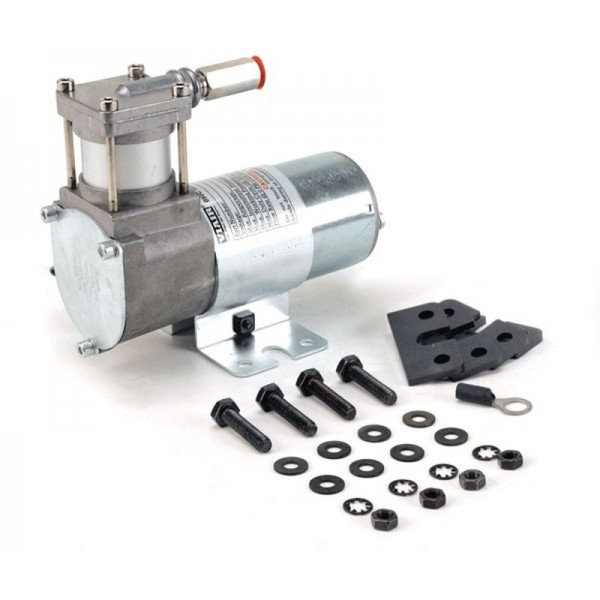 98C Compressor Kit w/ Omega Style Mounting Bracket (12V, 10% Duty, Sealed) Light Duty