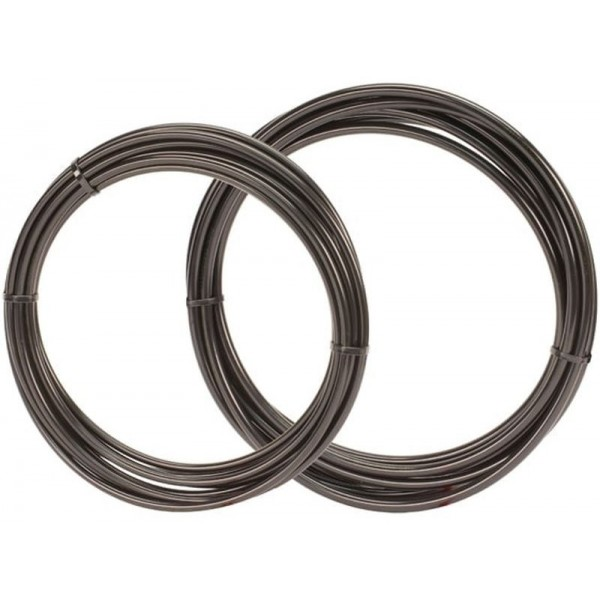 "1/4"" OD DOT Air Line in Black, 20 ft."