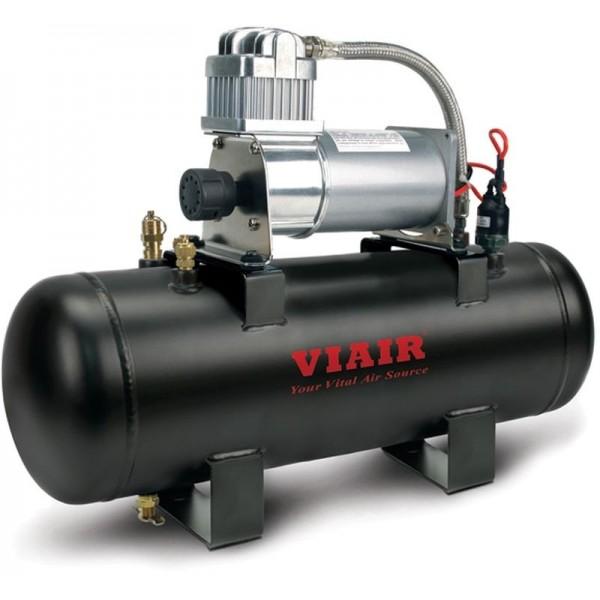 Air Source Kit - High Flow-150 (12V, 150 PSI Compressor, 2.0 Gal. Tank )