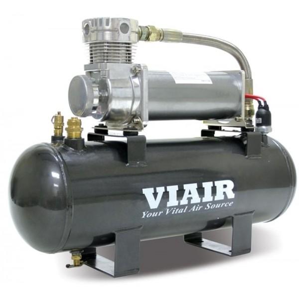 Air Source Kit - High Flow (12V, 200 PSI Compressor, 200 PSI 2.0 Gal. Tank High-Flow-200 )