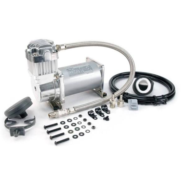 325C Chrome Compressor Kit (12V, 33% Duty, Sealed)
