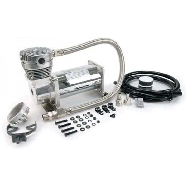 "420C Chrome Compressor Kit, 3/8"" Port (12V, 33% Duty, Sealed)"