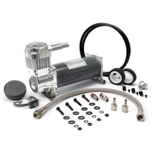 450C IG Series Compressor Kit (24V, Intercooler Head, 100% Duty, Sealed)
