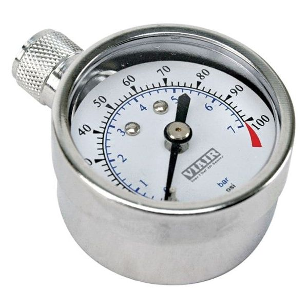 "1.5"" Tire Gauge (0 to 100 PSI)"