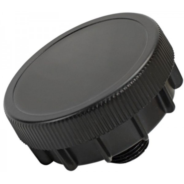 "3/8"" NPT Direct Intake Air Filter Assembly (Black Metal Housing)"