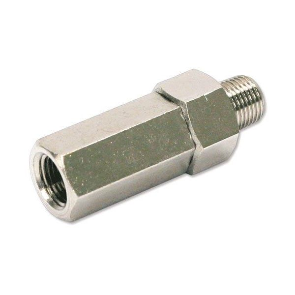 "1/8"" F to 1/8"" M Check Valve, NPT (O.D. 16 mm)"